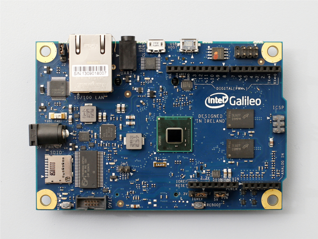 Intel Galileo (front)