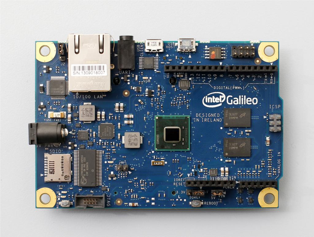 Intel Galileo (front)