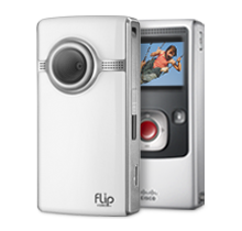 Flip Ultra HD Video Camera