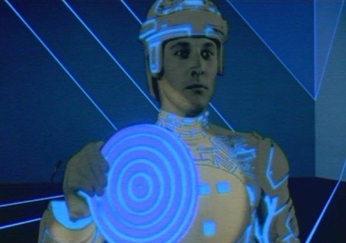 Tron is Baddass, obviously.