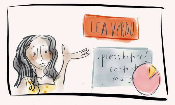Lea Verou sketch