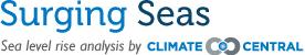 Surging Seas Climate Central Logo